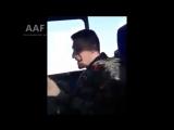 Турецкий солдат поёт про армян
