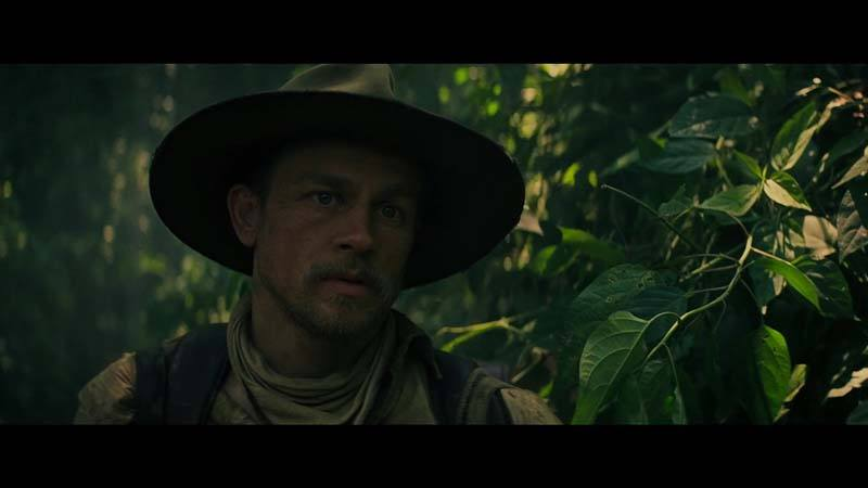 The Lost City of Z 2017 Screen Shot 1