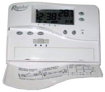 Программируемый терморегулятор ТР-08