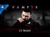 Vampyr - Devil by Ida Maria Trailer PS4