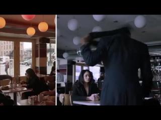 Параллель сцен из 1-го и 3-го сезона Власть В Ночном Городе