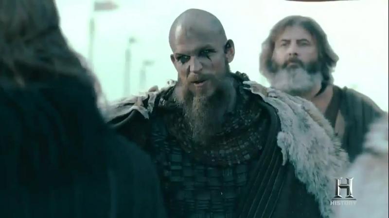 Викинги Vikings 4 сезон 17 серия Трейлер