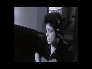 Lou Reed in