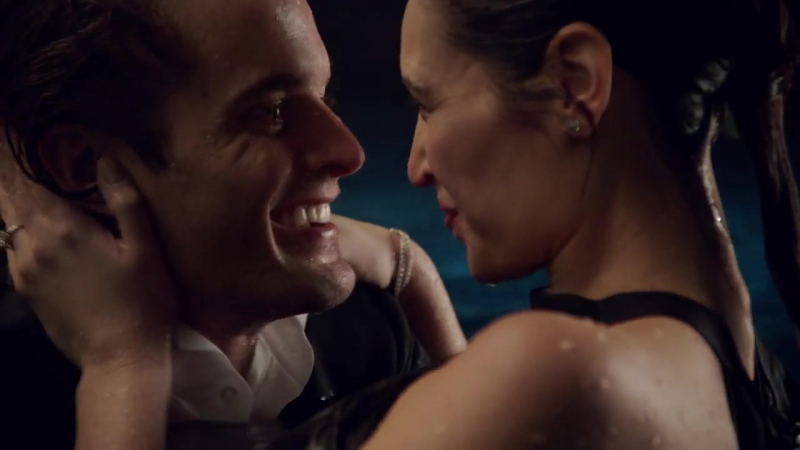 Cartier film 'The Proposal — Jump Right In'