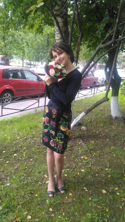 Наталья Мясоед (Иванова)