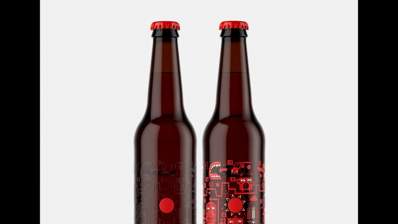Red Button Brew — Be a great brewer (Стань выдающимся пивоваром).
