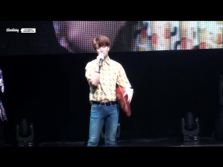 [FANCAM] 161119 GOT7 @ 2nd Fanmeeting in Japan