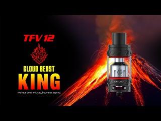 Smok TFV 12 - The Cloud Beast King - Slideshow