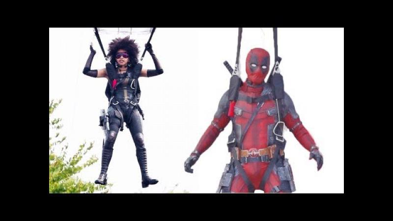DEADPOOL 2 (2018 Movie) Ryan Reynolds Teaser Trailer (FanMade)
