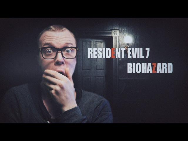 RESIDENT EVIL 7 biohazard 11 Спаслись с женой и кончили Эвелину хороший конец