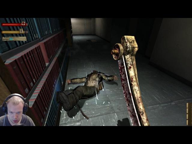 Condemned Criminal Origins - 7 Без очков это не я уже лол в след видео одену очки ахах