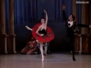 Па-де-де из Don Quixote Ananiashvili-Fadeyechev 1992