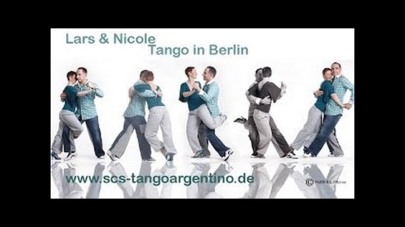 Lars Nicole Tango Lesson Milonga Traspie in Turns
