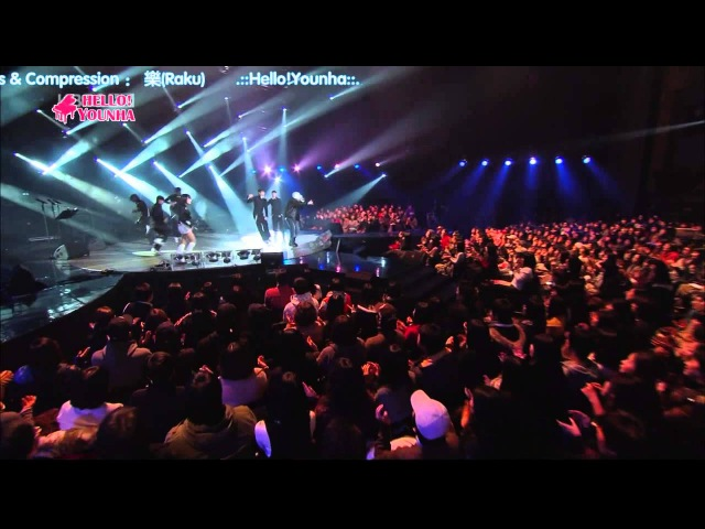 Younha - let's get it retarded ( faet Wheesung ) Live Cover
