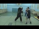 Николай ВДВ Для тяжеловесов .Локтевый защиты. Street boxing Драка Удары Защита