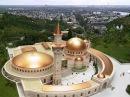 Мечеть в Таджикистане Город Вахш Масчид дар Точикистон