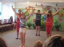 Танец с гимнастическими палками. Автор Агеева О.В.