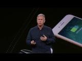 iPhone 8, iPhone  и iPhone X  презентация от Apple за 8 минут на русском