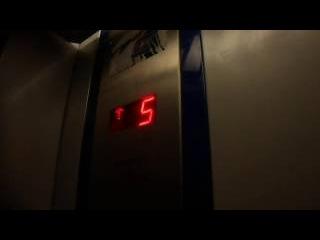 Информатор и указательное табло в лифте глухие и слепые могут пользоваца