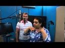 как подготовиться к записи песни на студии мастер класс по вокалу Vasilina Kee и Алексей Шевцов