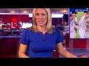 Сотрудник BBC показал эротический фильм в прямом эфире выпуска новостей