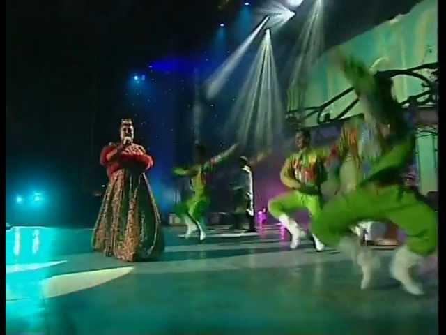 Надежда Кадышева - Синеглазый василёк