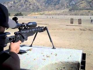 .22LR Remington MSR XM2010 using Savage MKII F FULL