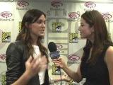 Odette Annable talks to Sidewalks TV about Breaking In