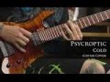 PSYCROPTIC - Cold (Guitar Cover, Kiesel Vader)
