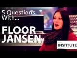 5 Questions With...Floor Jansen of Nightwish