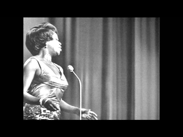 Sarah Vaughan - Misty (Live from Sweden) Mercury Records 1964