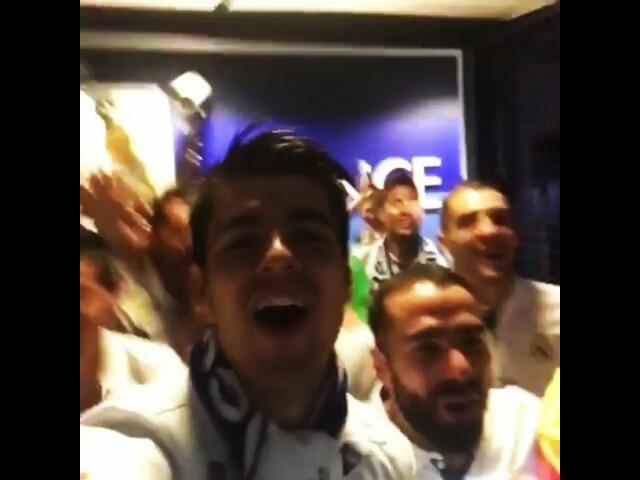 Real Madrid gana su 33 Copa de La Liga!