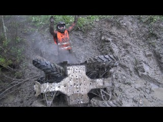 Off-Road ATV in Madona october 2016