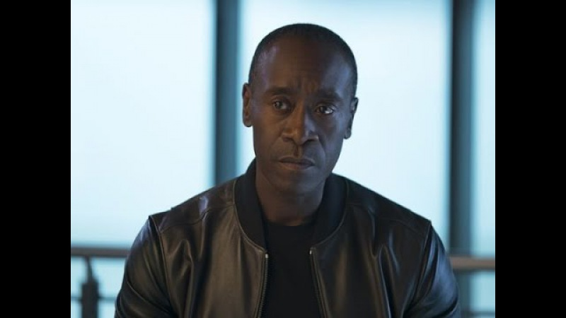 MWB- Don Cheadle: Trump Asked About Fu**ing N!**er Women