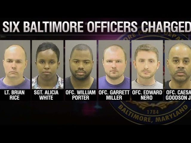 Jailing Of Officers Shakes Baltimore Criminal Justice System (March 2, 2017 Headlines)