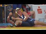 Ringen int. Brandenburg-Cup 2014 Kadetten (Gr./Rö.) - 76kg Freundschaftskampf
