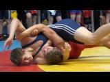 Ringen int. Brandenburg-Cup 2014 Kadetten (Gr./Rö.) - 76kg 1/4 Finale