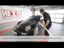 HEXIS Bodyfence Paint Protection Precuts
