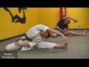 Ураганные ноги Киокушинкай Каратэ Часть 2 Как сесть на шпагат Растяжка с Чемпионкой Мира