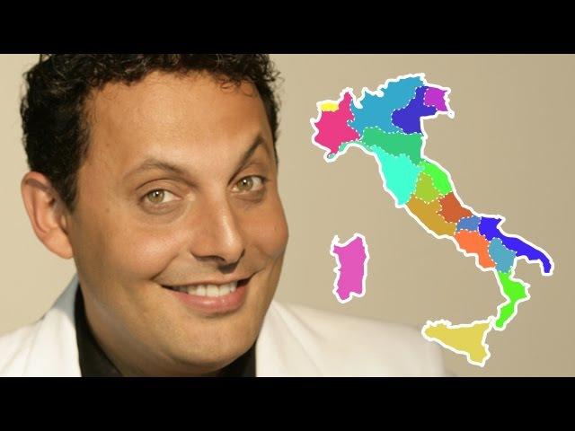 Enrico Brignano I dialetti d'Italia