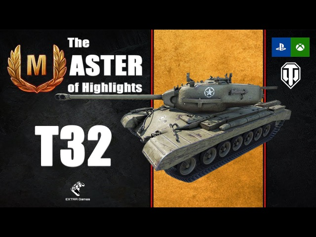 The Master of Highlights: T32
