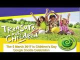 Te Ra O Nga Tamariki  The 5 March 2017 is Childrens Day