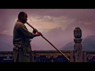 TIBETAN FLUTE MUSIC + OM CHANTING @432Hz  Mantra Meditation Music