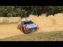 Hyundai I20 WRC U-turn Drift