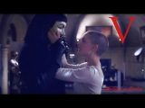 V for Vendetta  V  Evey - Walking in Circles