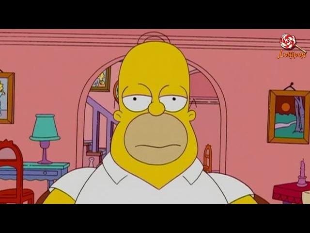 Симпсоны - Лучшие моменты. LP 1903 Богатая Мардж. Прошлое Гомера.