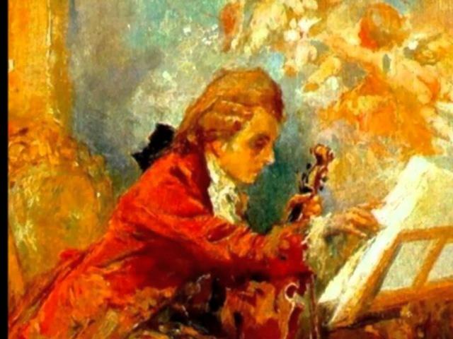 Концерт для фортепиано № 23 Адажио Вольфганг Амадей Моцарт