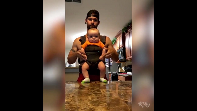 танцы отца и сына