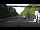 Фотофиниш Bugatti Veyron vs Nissan Juke R