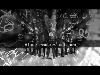 Alone - Remixes